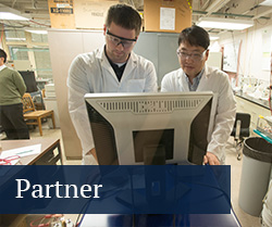 Partner with Penn State
