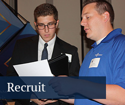 Recruit Penn State Students