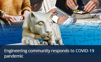 Engineering community responds to COVID-19