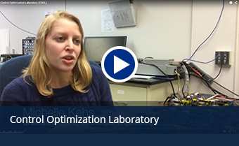 Control Optimization Lab Video
