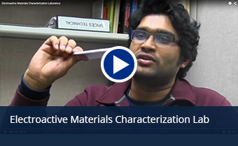 Electroactive Materials Characterization Lab Video