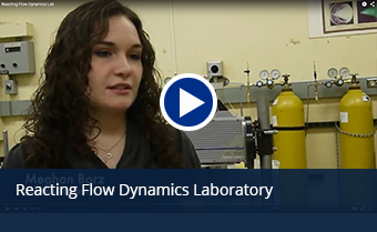 Reacting Flow Dynamics Lab Video Link